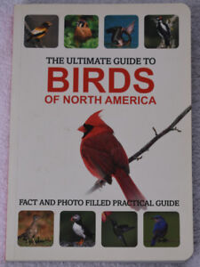 Book: The Ultimate Guide to the Birds of North America