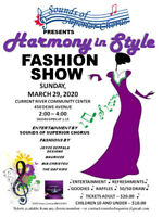 Harmony In Style Fashion Show