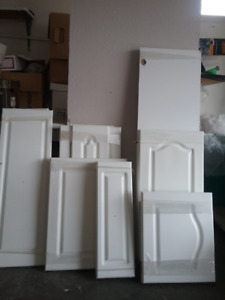 Assorted Kitchen Cabinet Doors