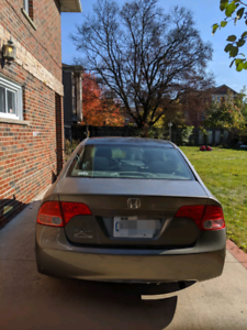 Honda Civic 2006 in excellent condition
