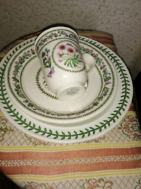 Portmeirion Dishes x2 new
