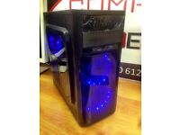 NEW FAST Dual Core 4.1Ghz 16GB 750GB HDD Desktop Gaming PC Computer FREE SAMEDAY DOOR DELIVERY