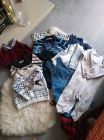 6 to 24 months boys clothes