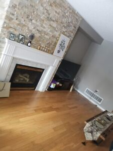 Hwy 7 and Bayview 3 Bedroom Townhouse for rent. Move in Mar 1st.