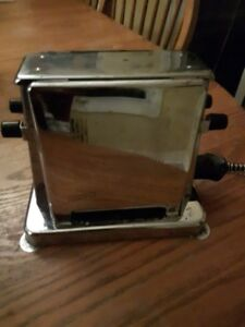 Antique Toaster -Working
