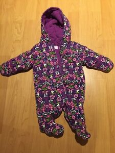 Snowsuit 0-3 months - PRICE REDUCED!