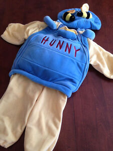 Costume Winnie the Pooh 18/24 mois