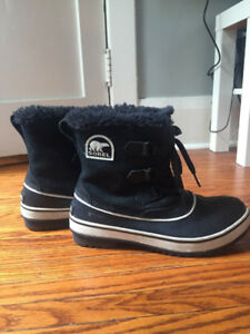 Sorel winter boots- womens 8