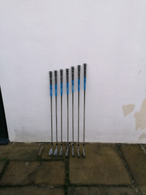 Ping i500 Project x 6.0 120g stiff flex (white dot)