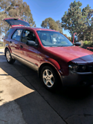 Ford Territory 2004 Isabella Plains Tuggeranong Preview