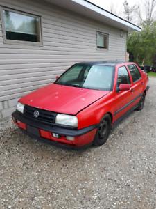 1995 VR6 GLX Jetta