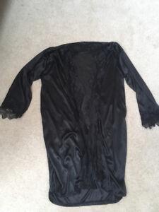 Satin robe housecoats (8)