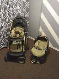 Graco stroller and car seat (lightly used)
