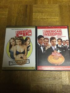 American Pie DVDs Windsor Region Ontario image 1