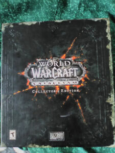 World of Warcraft Collector's Edition Boxed Set