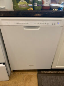 "Whirlpool Gold Series 24"" Dishwasher - In excellent Condition"