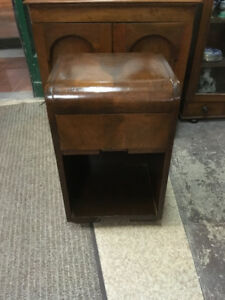 Vintage Night  Stand / Bedside Table