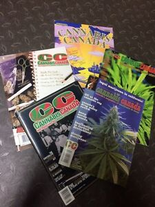 Cannabis Culture Back Issues