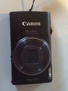 Cannon Powershot ELPH 350 HS with wifi capability