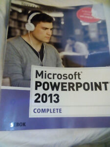 Microsoft Powerpoint 2013, complete