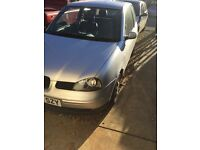Seat Arosa 1ltr petrol 03