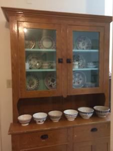 Waterloo County Original Paint Cupboard