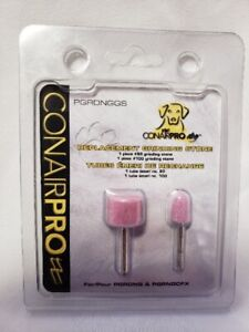 NEW-ConairPRO Replacement Grinding Stones Nail Trimming (dogs)