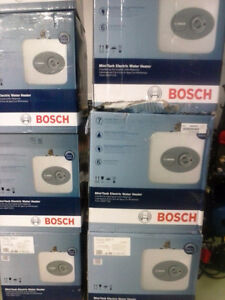 NEW BOSCH ELECTRIC 7 GALLON HOT WATER TANK