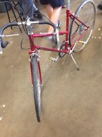 SELLING CLEAN VINTAGE 1981 RALEIGH RECORD 10 speed