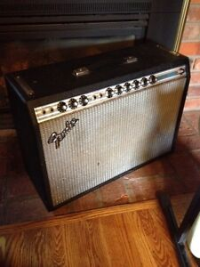Fender Deluxe Reverb, USA. NOT a Re-issue