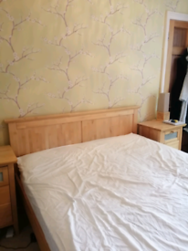 King Size Bed Wardrobe and Drawer Set from John Lewis