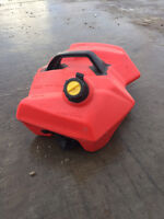 Jerry can for xp/xm chassis