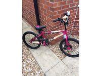 New bmx bike never used