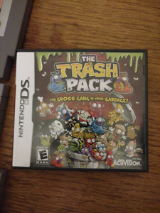 NINTENDO DS GAME BUT THE TRASH PACK