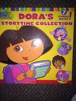 Dora's  story time collection
