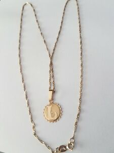 GOLD NECKLACES AND TWO GOLD RINGS/ CHINA DOLL Cambridge Kitchener Area image 7