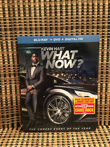 Kevin Hart: What Now? (2-Disc Blu-ray/DVD, 2017)Stand Up