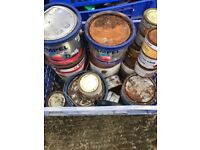 Boat paint free to collector Luton