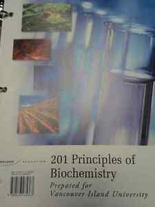 201 Principles of Biochemistry - viu