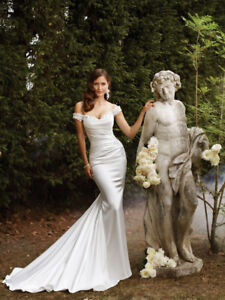 New, Unaltered, Sophia Tolli Wedding Dress