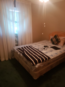 1 Furnished Bedroom available from September 1st