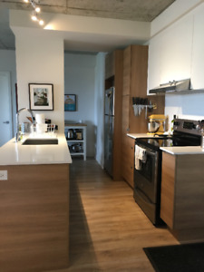 Amazing Griffintown Condo (4.5) for sept 1 All incl.