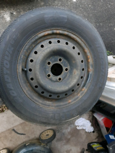 205/65R15 rims and tires