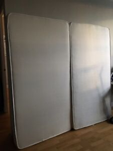 Two Single Mattresses Available! - $40 each