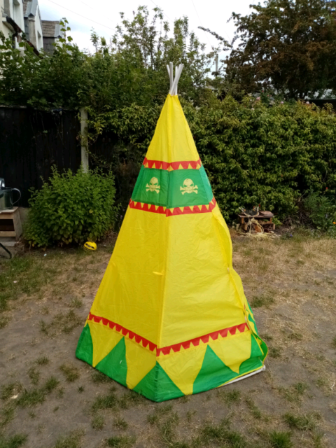 Children's play tent tippee | in Norwich, Norfolk | Gumtree