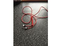 Beats by dr dre pro white/silver