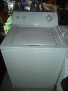 WHIRLPOOL WASHER FOR SALE!