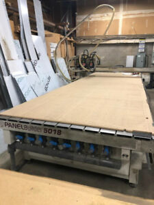 CNC Routing Machine - 5018 Series with Vacuum Deck