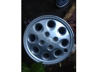 Ford pepper pot alloys