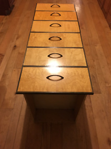 Solid Maple Drawers with Fronts - Great Value